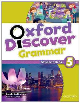 Oxford Discover 5 | Grammar Audio CD