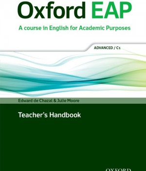 Oxford EAP: Advanced / C1 | Teacher's Book