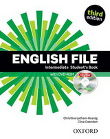 English File: Third Edition Intermediate | Student Book with iTutor Pack