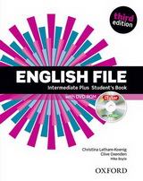 English File: Third Edition Intermediate Plus | Student Book with iTutor Pack