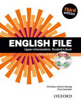 English File: Third Edition Upper Intermediate | Class Audio CDs (5)