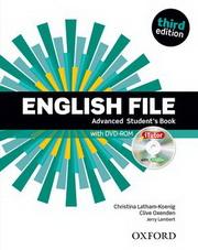 English File: Third Edition Advanced | Workbook without Key