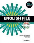 English File: Third Edition Advanced | Student Book with iTutor and Oxford Online Skills