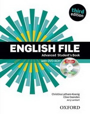 English File: Third Edition Advanced | Workbook with Key