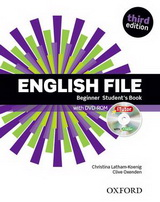 English File: Third Edition Beginner | Student Book with iTutor and Oxford Online Skills