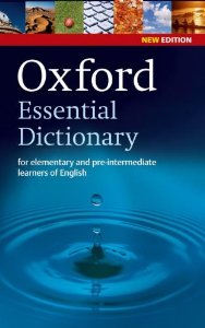 Oxford Essential Dictionary: Second Edition | Paperback with CD-ROM