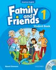 American Family and Friends 1 | Student Book with CD