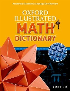 Oxford Illustrated Math Dictionary | Paperback