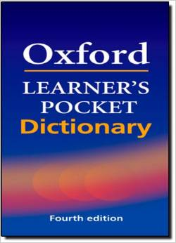 Oxford Learner's Pocket Dictionary: Fourth Edition | Pocket Dictionary