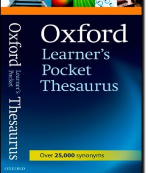 Oxford Learner's Pocket Thesaurus | Pocket Thesaurus