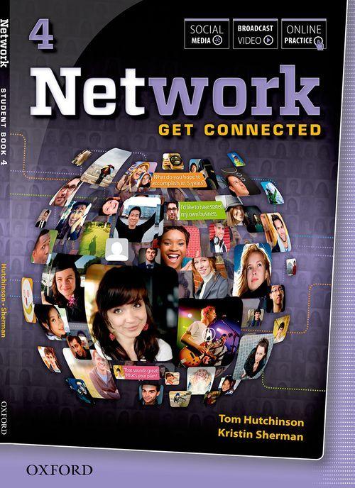 Network: 4   Multi-Pack B: Student Book/Workbook Split Edition