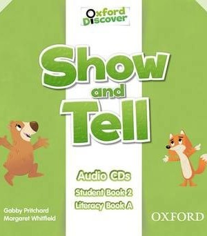 Oxford Show and Tell 2 | Class Audio CDs