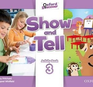 Oxford Show and Tell 3 | Activity Book