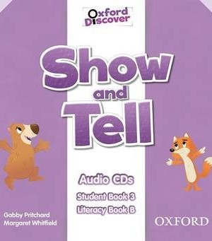 Oxford Show and Tell 3 | Class Audio CDs