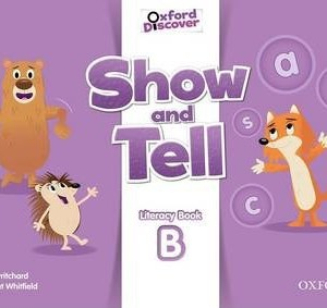 Oxford Show and Tell 3 | Literacy Book