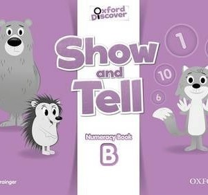 Oxford Show and Tell 3 | Numeracy Book