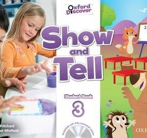 Oxford Show and Tell 3 | Class Book and Multi-ROM Pack