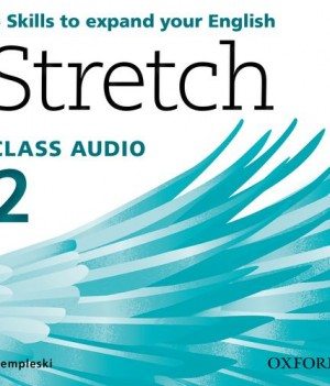 Stretch 2 | Class Audio CDs (2)