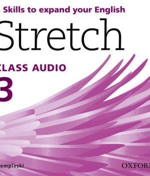 Stretch 3 | Class Audio CDs (2)