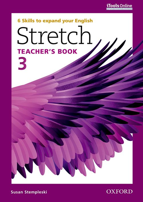 Stretch 3 | Teacher's Book with Online iTools and testing Program CD-ROM