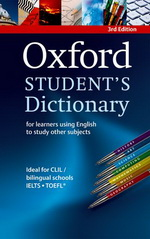 Oxford Student's Dictionary: Third Edition | Paperback Pack