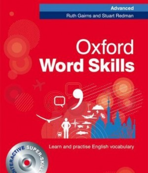 Oxford Word Skills Advanced | Student Book with CD-ROM