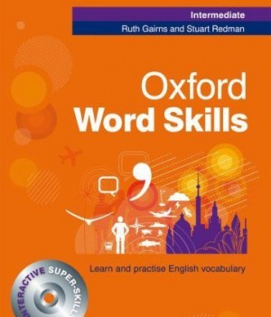 Oxford Word Skills Intermediate | Student Book with CD-ROM