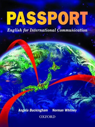 Passport (First Edition) | Student Book with Multi-ROM