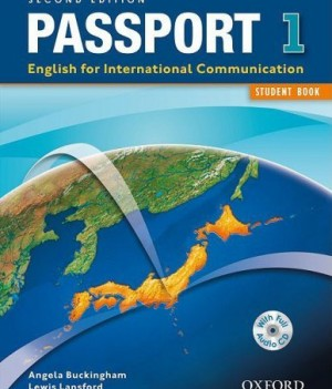 Passport Second Edition: Level 1 | Student Book with CD
