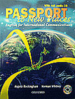 Passport to New Places  | Student Book with Full Audio CD