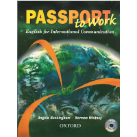 Passport to Work  | Student Book with CD