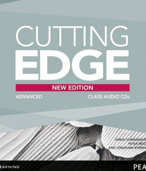 Cutting Edge 3rd Ed:  Advanced |  Class CD (2)