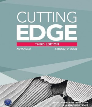 Cutting Edge 3rd Ed:  Advanced |  Student Book + DVD-ROM