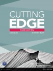 Cutting Edge 3rd Ed: Advanced |  Student Book with DVD-ROM and MyLab Access