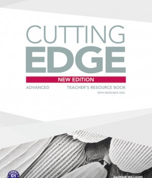 Cutting Edge 3rd Ed: Advanced |  Teacher's Resource Book + CD-ROM