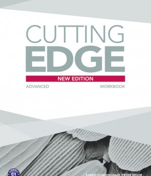Cutting Edge 3rd Ed: Advanced |  Workbook  + Answer Key