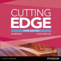 Cutting Edge 3rd Ed:  Elementary |  Class CD (2)