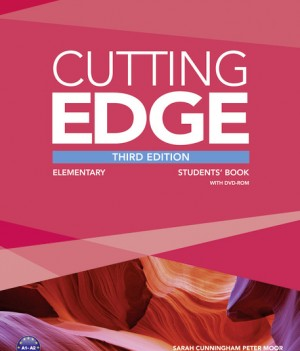 Cutting Edge 3rd Ed:  Elementary |  Student Book + DVD-ROM