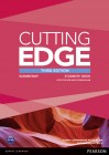 Cutting Edge 3rd Ed: Elementary |  Student Book with DVD-ROM and MyLab Access
