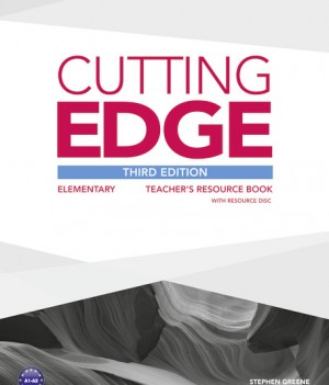 Cutting Edge 3rd Ed: Elementary |  Teacher's Resource Book + CD-ROM