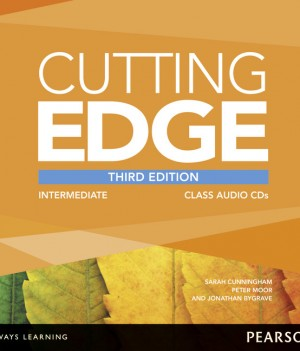 Cutting Edge 3rd Ed:  Intermediate |  Class CD (2)