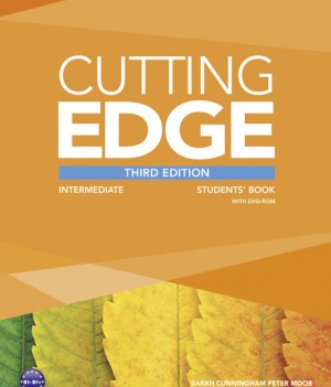 Cutting Edge 3rd Ed:  Intermediate |  Student Book + DVD-ROM