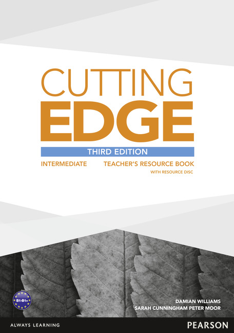 Cutting Edge 3rd Ed: Intermediate |  Teacher's Resource Book + CD-ROM