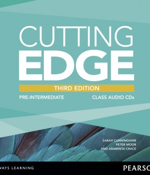 Cutting Edge 3rd Ed:  Pre-intermediate |  Class CD (2)