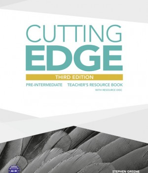Cutting Edge 3rd Ed: Pre-intermediate |  Teacher's Resource Book + CD-ROM