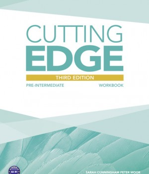 Cutting Edge 3rd Ed: Pre-intermediate |  Workbook  + Answer Key