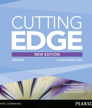 Cutting Edge 3rd Ed: Starter |  Class CD (2)