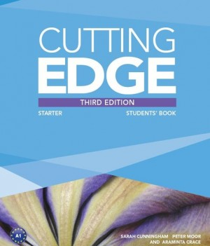 Cutting Edge 3rd Ed: Starter |  Student Book + DVD-ROM