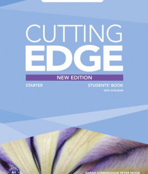 Cutting Edge 3rd Ed: Starter |  Student Book with DVD-ROM and MyLab Access