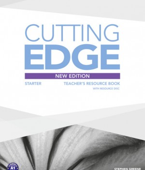 Cutting Edge 3rd Ed: Starter |  Teacher's Resource Book + CD-ROM